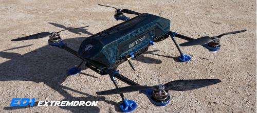 ED1-Extremdron AERDRON test