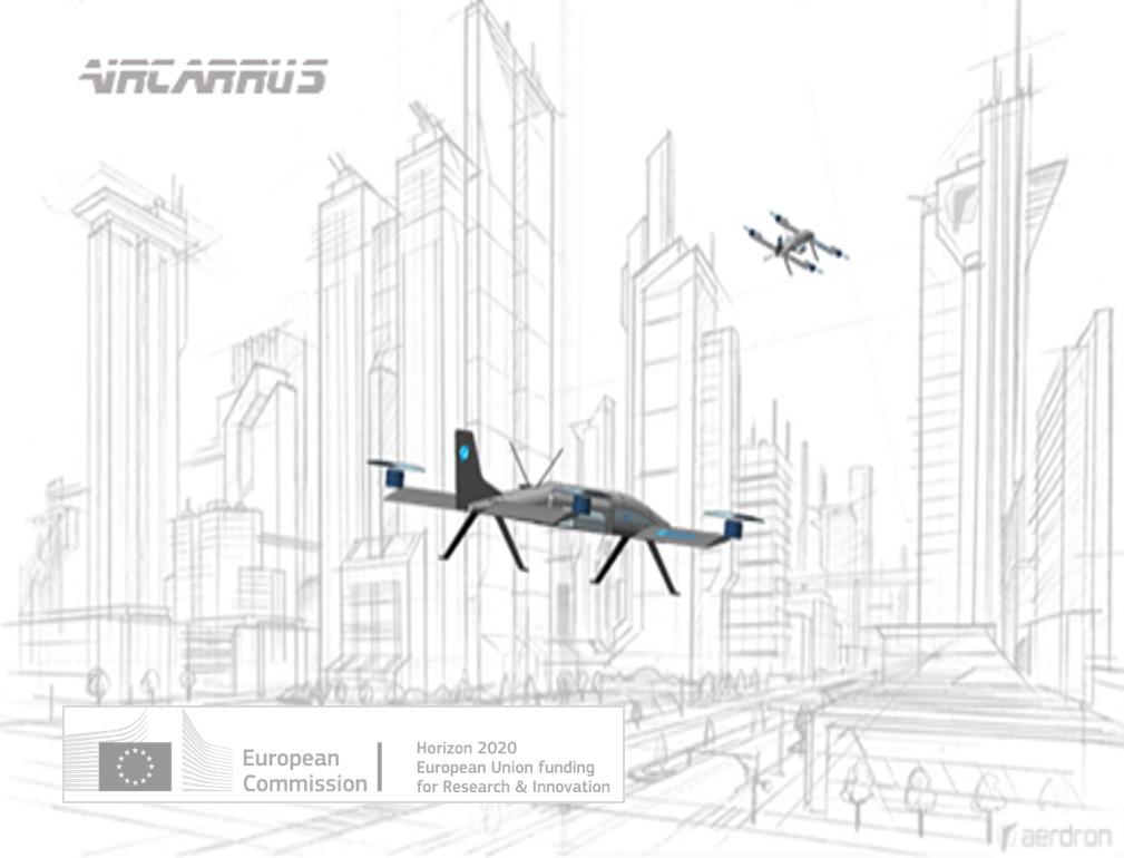 Aircarrus H2020 AERDRON